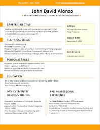 Cover Letter Sample Resume Layouts Sample Resume Format For Job