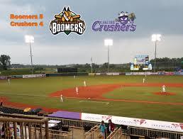 Lake Erie Crushers Stadium Seating Chart Boomersbaseball Com Boomers Hold Off Lake Erie To Sweep