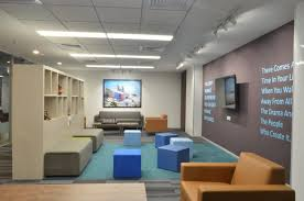 ceiling design for office. Sprinklr Office Ceiling Design In Bangalore For Designtrends