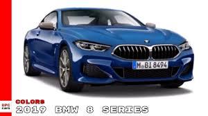 Bmw Individual Colour Chart 2019 Bmw 8 Series M850i Colors