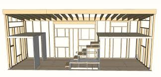 architecture modern tiny house plans