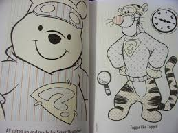 paint with water coloring book. Interesting With Disneyu0027s Tigger And Pooh Paint With Water Coloring Book Drawing U0026 Sketch  Pads  Amazon Canada On With Book R