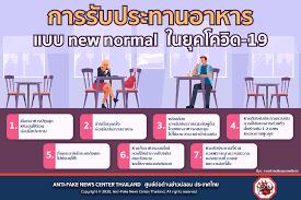 การรับประทานอาหาร แบบ new... - Anti-Fake News Center Thailand