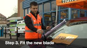 Wiper Blade Fit Chart How To Guide To Fitting Windscreen Wiper Blades Halfords Uk