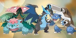 Every Pokémon That Can Mega Evolve