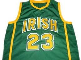 lebron high school jersey. image is loading lebron-james-23-irish-high-school-basketball-jersey- lebron high school jersey