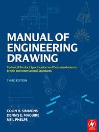 pdf of manual of engineering drawing 3rd edition by colin h simmons