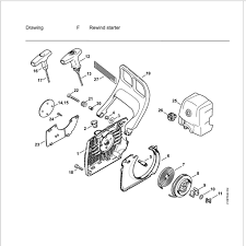 Buy a stihl ms361 spare part or replacement part for your chainsaw
