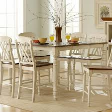 36 wide counter height dining table. weston home ohana counter height dining table with leaf white \u0026 cherry - 1393w-36 36 wide pinterest