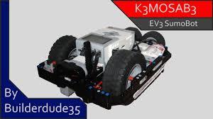 Nxt Battle Bot Designs K3mosab3 A Sumo Robot Mindstorms Ev3 Creations