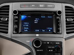 2013 Toyota Venza Radio Interior Photo | Automotive.com