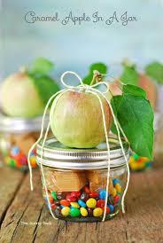 caramel apple favors