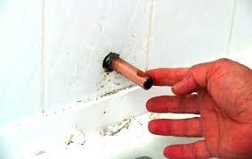 replacing bathtub faucet stem bathtub valve stem remove