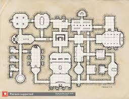 Braindump Map Drow Temple