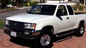 1995 Toyota T100 Slightly Lifted - YouTube