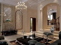 Luxury Living Room Design Model