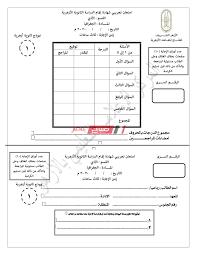 بوكليت امتحان الجغرافيا الصف الثالث الثانوي الأزهري 2020 - بوابة الأزهر  الالكترونية - موقع صباح مصر