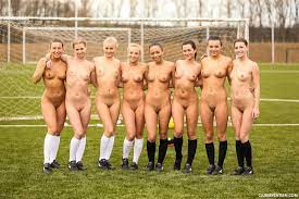 Girl soccer team naked