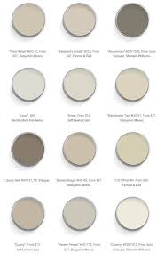 natural paint colorsThe 12 Best Warm Neutrals For Your Walls  Neutral paint colors