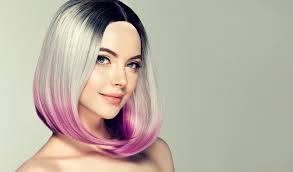 壁紙ブロンドの女の子髪化粧凝視顔色の背景髪型少女