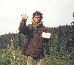 the green piece into the wild by jon krakauer according to jon krakauer chris mccandless wasn t an idiot who was wreckless and just wanted an adventure and i agree