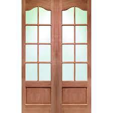 swhpd172 double doors classic wood