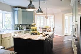 chandeliers for kitchens portland snow white granite kitchen