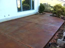 outdoor concrete stain ideas staining painted floors painting exterior walls patio lovely acid cleaner st outdoor concrete stain