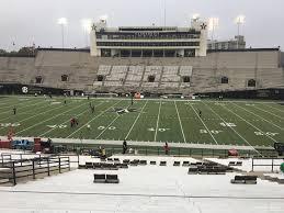 Vanderbilt Stadium Section T Rateyourseats Com