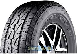 <b>Bridgestone Dueler A/T</b> 001 | Обзор <b>шины</b> на <b>Shina</b> Guide