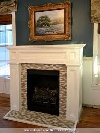 fireplace makeover from craftsman to traditiona 5