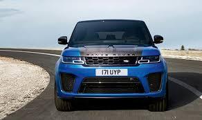 2018 land rover sport svr. Perfect 2018 Range Rover Sport SVR 2018 Throughout Land Rover Sport Svr D