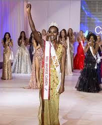 #miss universe #miss universe 2018 #miss canada. 4 Fakta Menarik Nova Stevens Peraih Mahkota Miss Universe Canada 2020