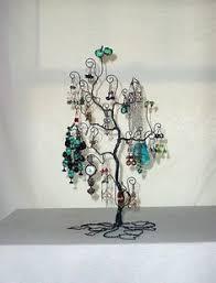 Large Jewelry Tree Display Stand Valentine Heart Jewelry Tree Display Stand Large by schenalindley 62