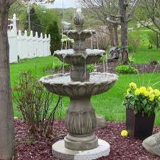 534 best garden fountain images on small fountains for patio