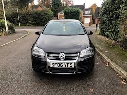 VOLKSWAGEN GOLF R32 FULL BLACK LEATHER SEATS - HEATED SEATS | in ...