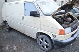 1998 vw t4 2 5l petrol transporter van long mot only 74k miles