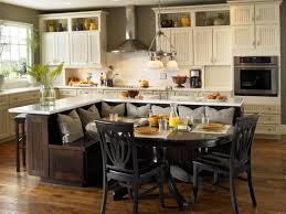 ... Kitchen Bench Seating Ideas: interesting Kitchen Corner Bench Seating  With Storage ...