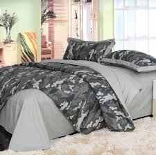 best quality camouflage army camo bedding sets king queen full size pure cotton childrens bedding sets at comforters sets