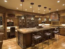 Wooden Kitchen Picture Of Tropical Kitchen Design Big With Wooden Kitchen Sets In