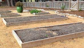 build a raised bed for your new garden