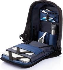 <b>Рюкзак XD Design Bobby</b> P 705.541 черный с серой подкладкой ...