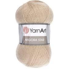 <b>YarnArt Angora Star</b> - <b>Пряжа</b>