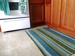 bed bath and beyond kitchen rugs decorative floor mats washable cotton slice
