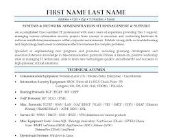 Sample System Administrator Resume Click Here To Download This Impressive Linux Fresher Resume Format