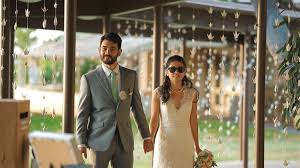 Lori & David s wedding at Hickam AFB ficer s Club — SMALL HOUR FILMS