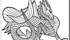 Dragon Colouring Book For Adults Dragon Coloring Pages For Adults