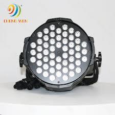 Led Equipment Lights Hot Item Factory Price 54pcs Lights Par Dj Led Effect Stage Equipment Light