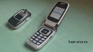 Nokia 6103 retro review (old ringtones ...
