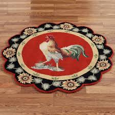 Rooster Area Rugs Kitchen Rooster Area Rugs Kitchen Some Designs Of Rooster Kitchen Rugs